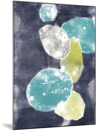 Rock Print II-Jennifer Goldberger-Mounted Art Print