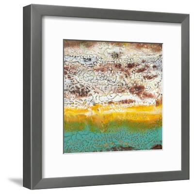 Arid II-Alicia Ludwig-Framed Art Print