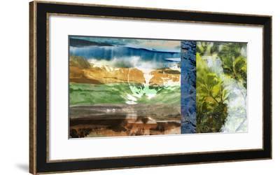 Denver Panorama II-Sisa Jasper-Framed Giclee Print