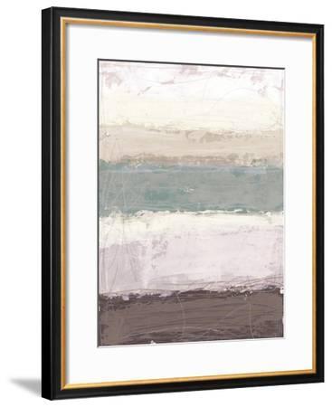 Strata Horizon II-June Erica Vess-Framed Art Print
