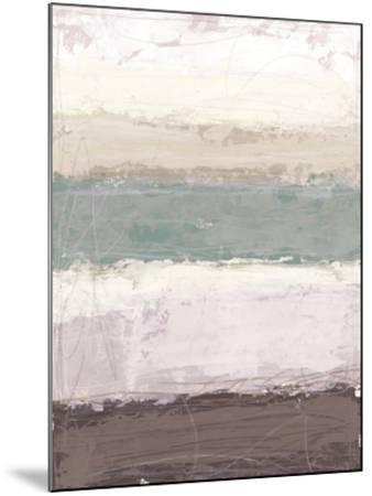 Strata Horizon II-June Erica Vess-Mounted Art Print