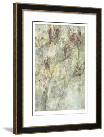 Flower Dream II-Jennifer Goldberger-Framed Limited Edition