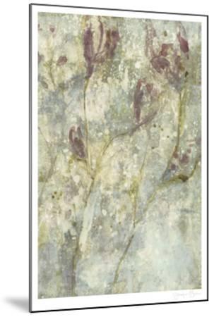 Flower Dream II-Jennifer Goldberger-Mounted Limited Edition