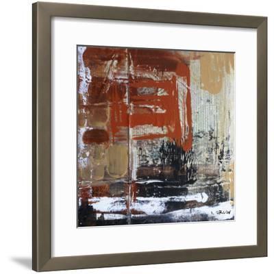 Urban Space I-Irena Orlov-Framed Art Print