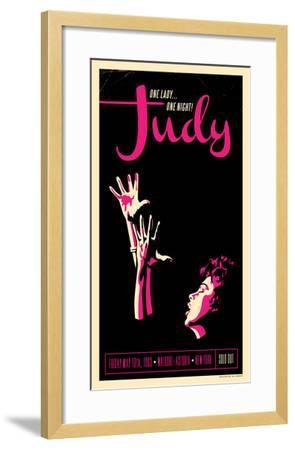 Judy Garland-Kii Arens-Framed Art Print