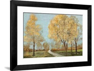 Golden Dawn-Matina Theodosiu-Framed Art Print
