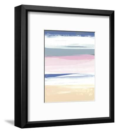 Pink Sands I-Cathe Hendrick-Framed Art Print