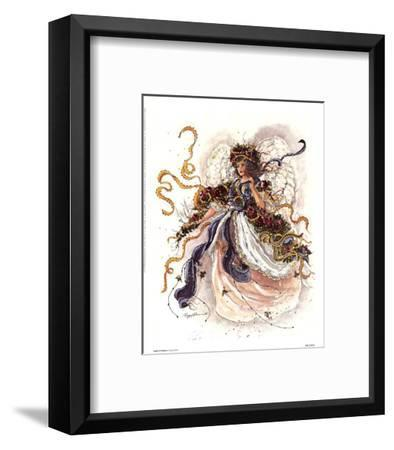Angel Of Charity-Peggy Abrams-Framed Art Print
