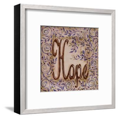 Hope-Kate McRostie-Framed Art Print