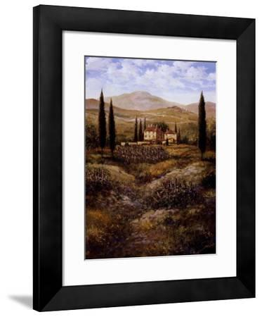 La Grotta-Joe Sambataro-Framed Art Print