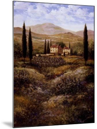 La Grotta-Joe Sambataro-Mounted Art Print
