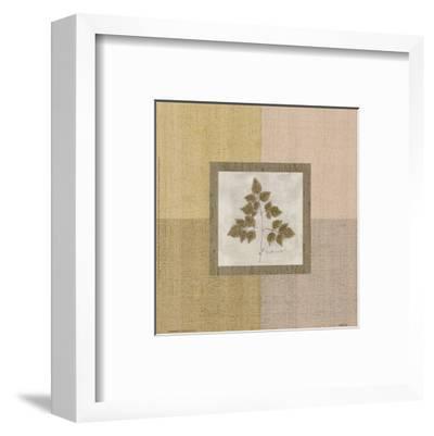 Leaf Element l-Marguerite Gonot-Framed Art Print