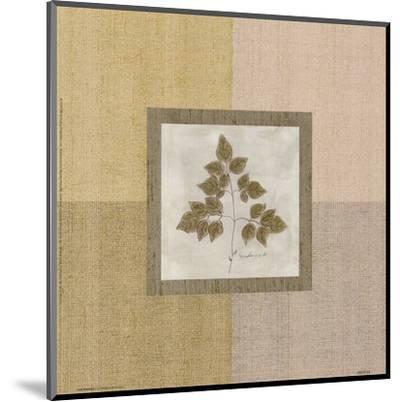 Leaf Element l-Marguerite Gonot-Mounted Art Print
