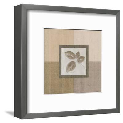 Leaf Spray ll-Marguerite Gonot-Framed Art Print