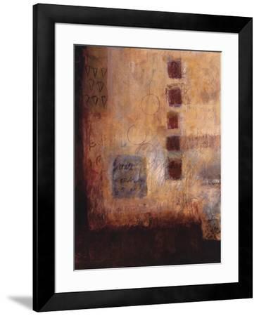 Count Of 8 #I-Ann Baldwin-Framed Art Print