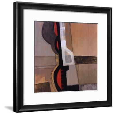 Depiction I-Scott Hile-Framed Art Print