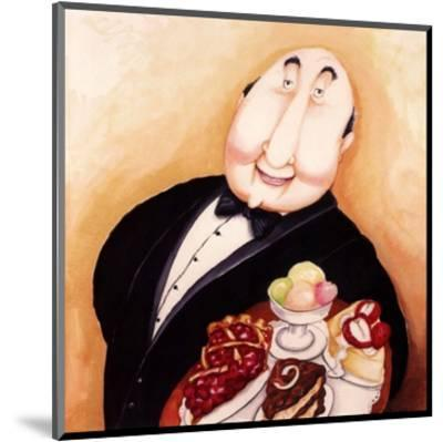 Dessert Anyone-Tracy Flickinger-Mounted Art Print