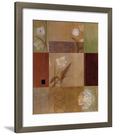 Misty Blooms I-Fernando Leal-Framed Art Print