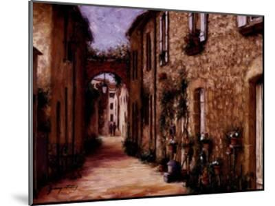 Tuscan Light-Stephen Bergstrom-Mounted Art Print