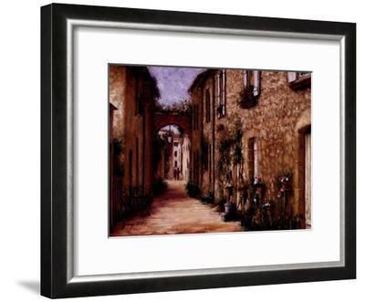 Tuscan Light-Stephen Bergstrom-Framed Art Print