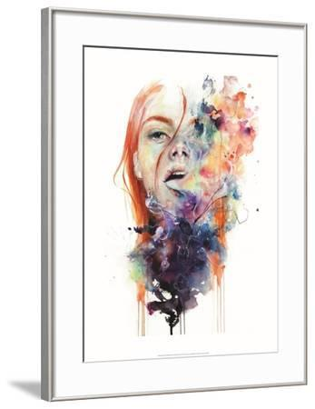 This Thing Called Art is really Dangerous-Agnes Cecile-Framed Art Print