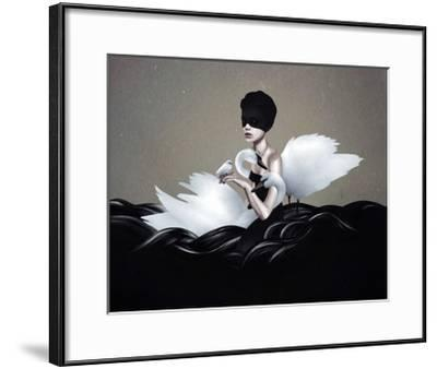 Let Go-Ruben Ireland-Framed Art Print