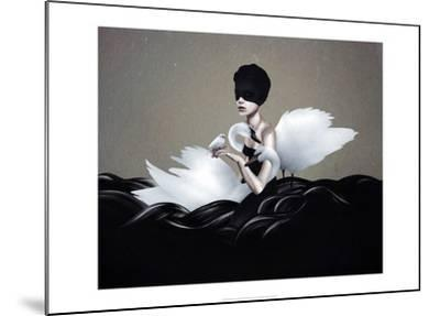 Let Go-Ruben Ireland-Mounted Art Print