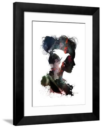 Little Bird-Alex Cherry-Framed Art Print