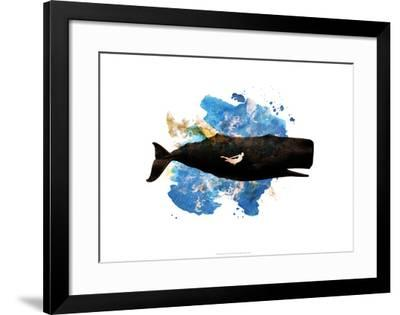 Jonah-Alex Cherry-Framed Art Print