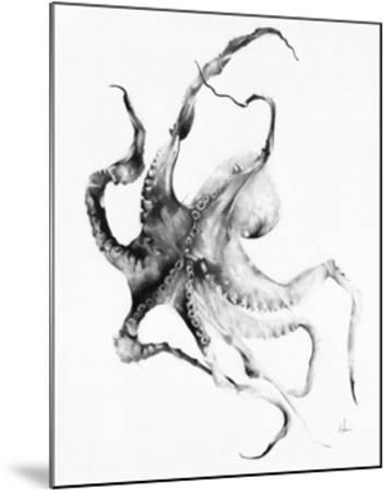 Octopus-Alexis Marcou-Mounted Art Print