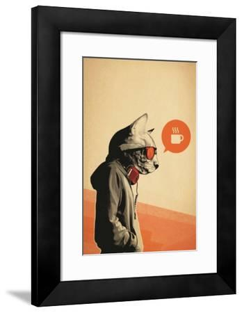 The morning after-Hidden Moves-Framed Art Print