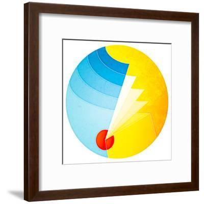 Another Place-Anai Greog-Framed Art Print