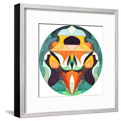Quiet Time-Anai Greog-Framed Art Print