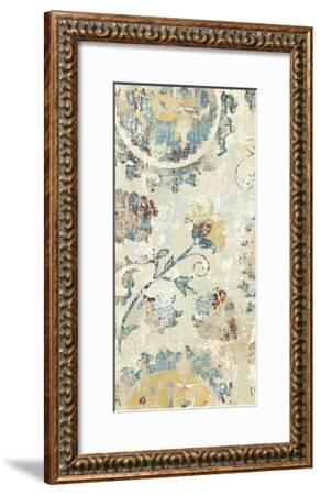 Adornment Panel II-Ellie Roberts-Framed Giclee Print
