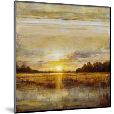 Break of Dawn-Eric Turner-Mounted Giclee Print