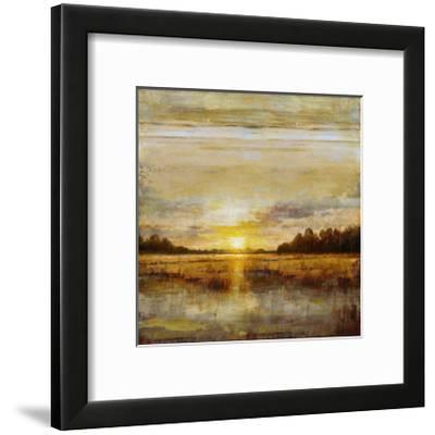 Break of Dawn-Eric Turner-Framed Giclee Print