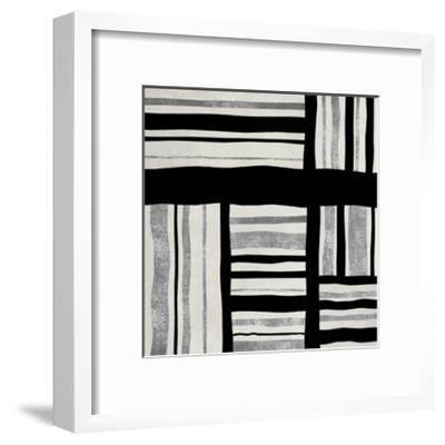 Silver Groove I-Ellie Roberts-Framed Giclee Print