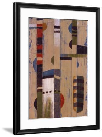 High Rise Circus I-Scott Hile-Framed Art Print
