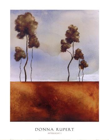 Afterlight I-Donna Green-Framed Art Print