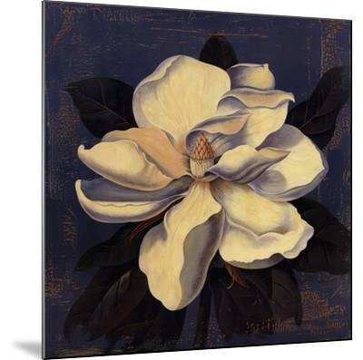 Glowing Magnolia-Curtis Parker-Mounted Art Print
