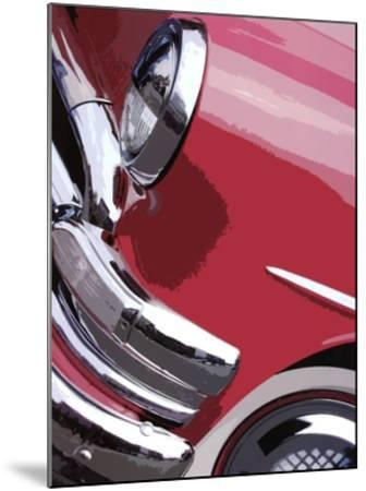 Tail Fins And Two Tones I--Mounted Art Print
