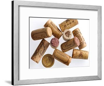 Ten Corks-Barry Seidman-Framed Art Print