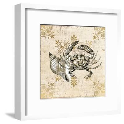 Marine Life 3-Kimberly Allen-Framed Art Print