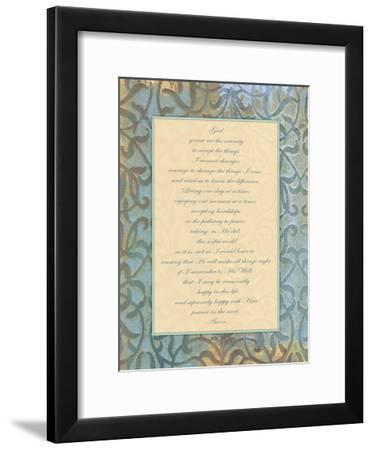 God Serenity-Smith Haynes-Framed Art Print