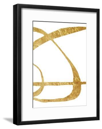 Golden Tinsel 2-Smith Haynes-Framed Art Print