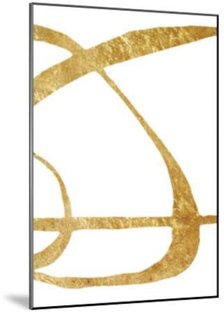 Golden Tinsel 2-Smith Haynes-Mounted Art Print