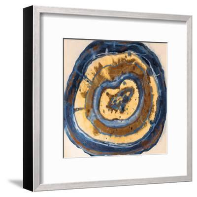 Mineral of Blues 2-Smith Haynes-Framed Art Print