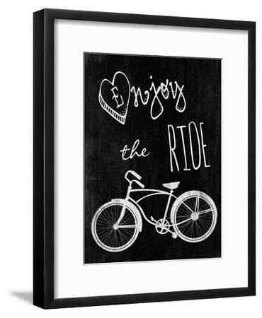 Enjoy The Ride-Sheldon Lewis-Framed Art Print