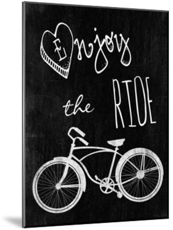 Enjoy The Ride-Sheldon Lewis-Mounted Art Print