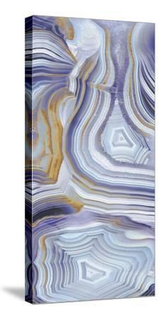 Agate Flow II-Danielle Carson-Stretched Canvas Print
